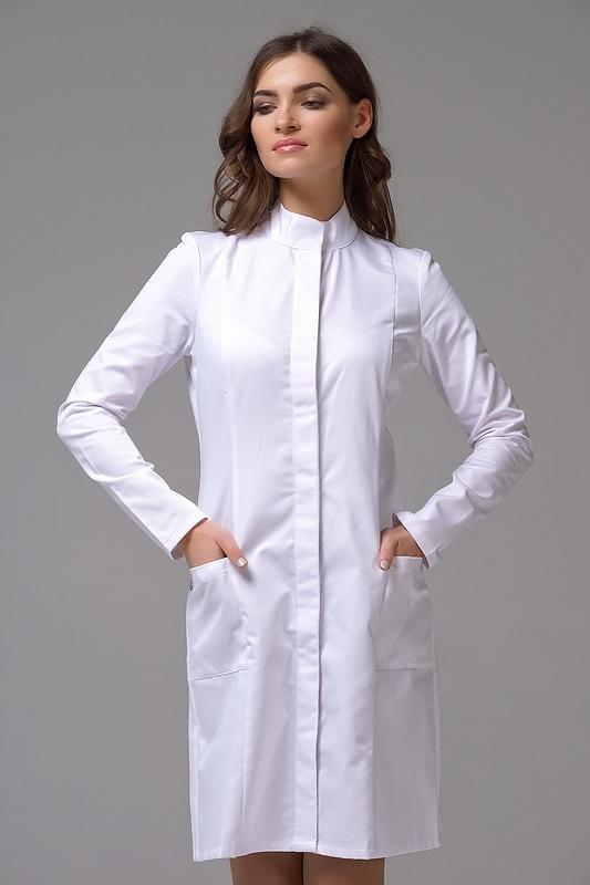 Купить халат медицинский недорого